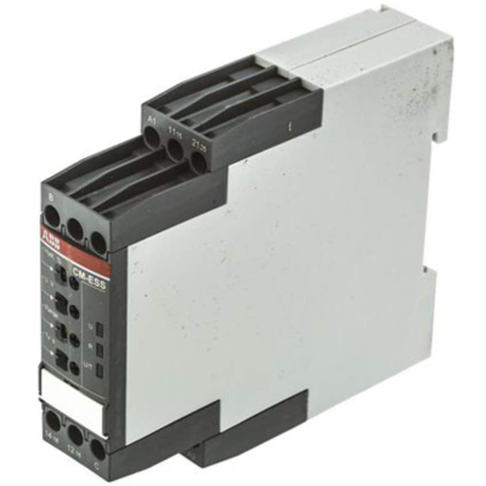 Voltage Monitoring Relay with 2CO; SPDTContacts; 1 Phase; 24 to 240 V ac/dc by ABB