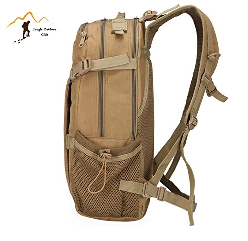 Jungle Oxford New top 511 zaino Outdoor viaggio zaino molle Big Bag borse camouflage Tactical tasche Wild borsa zaino da escursionismo arrampicata zaino, Armygreen