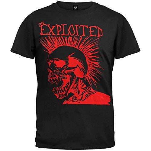 Exploited - Let's Start a War T-Shirt