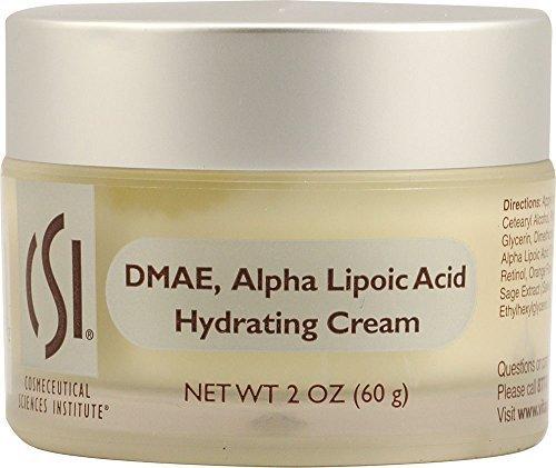 CSI DMAE, Alpha Lipoic Acid Hydrating Cream - 2 oz (60 g) Alpha Lipoic Acid Cosmetics