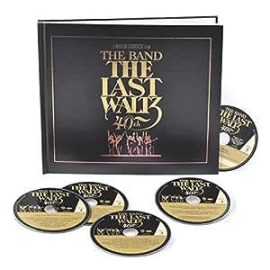 The Last Waltz (40th Anniversary Deluxe Edition)(4CD/1Blu-ray)