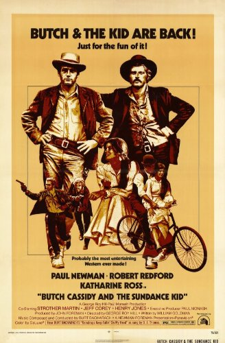 Butch Cassidy and the Sundance Kid - Movie Poster - 11 x 17 ()