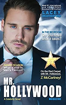 Mr. Hollywood (A Celebrity Novel) by [Weatherford, Lacey]