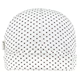 Kushies Baby Everyday Layette Hat, White Dots, 0 Month, 1 Pack