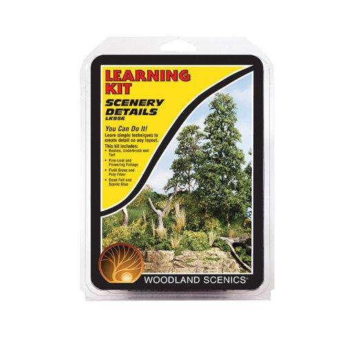 Woodland Scenics Scenery Details Learning Kit