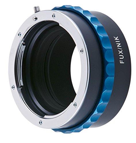 Rack Novoflex Focusing (Novoflex Adapter for Nikon Lenses to Fuji X-Mount Body (FUX/NIK))