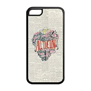 All Time Low, Rubber Phone Cover Case For iPhone 5c, Gifts, iphone Accessories
