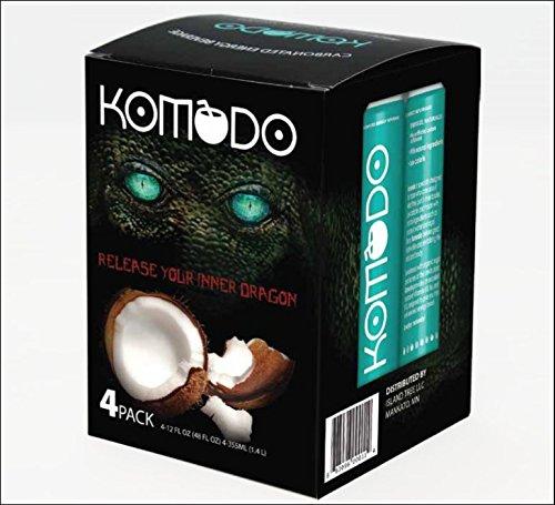 Komodo Energy Drink  Pack Of 4