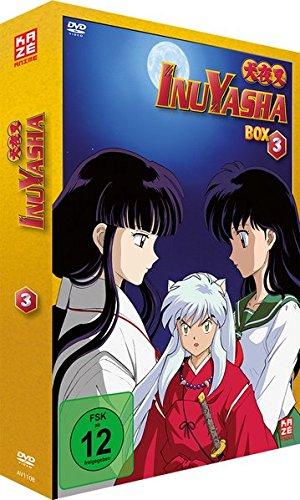 InuYasha - Die TV Serie - Box Vol. 3/Episoden 53-80 by Kaze Anime (AV Visionen)
