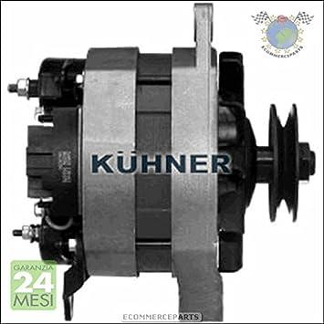 EXA Alternador Kuhner PEUGEOT 505 Break Diesel 1982> 1993