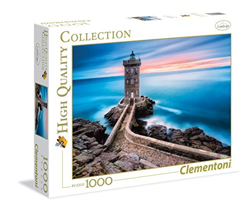 "Clementoni ""The Lighthouse"" Puzzle (1000 Piece)"