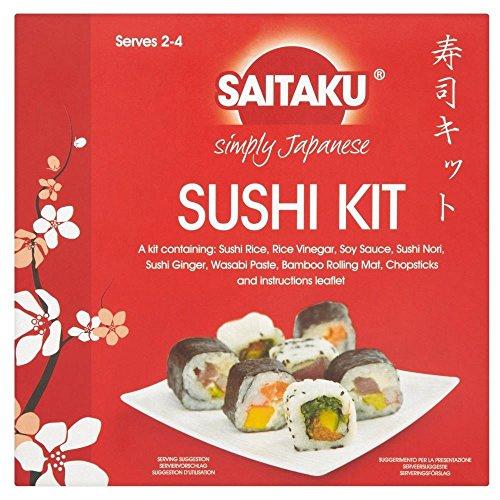 Price comparison product image Saitaku Sushi Kit (361g) - Pack of 2