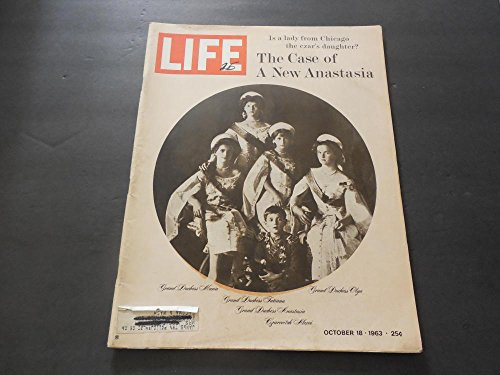 Life Oct 18 1963 Anybody Have A Hat Pin?