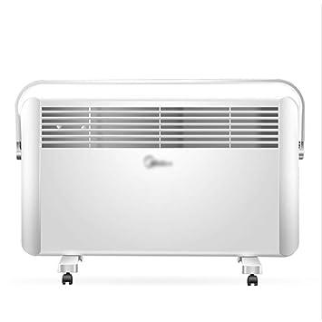 Calentador electrico a Prueba de Agua, Calentador de bajo Consumo para el hogar, Estufa de baño: Amazon.es: Hogar
