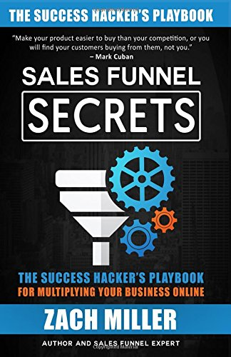Price comparison product image Sales Funnel Secrets: The Success Hacker's Playbook for Multiplying Your Business Online