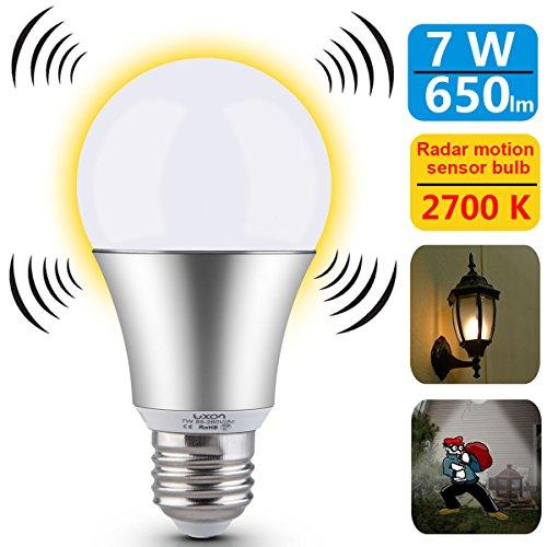 Outdoor Motion Detecting Light Socket - 1