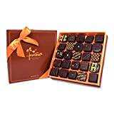 Jacques Torres Chocolate Dark Chocolates 50 pc