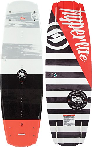 2017 Hyperlite Franchise Wakeboard - 142CM - 160 LBS & UP - Blank Wakeboard (142 Blank)