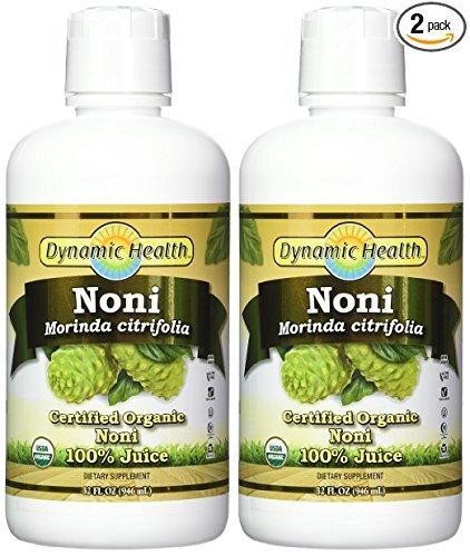 Tahitian Noni Juice 32 Ounces (100% Pure Certified Organic)