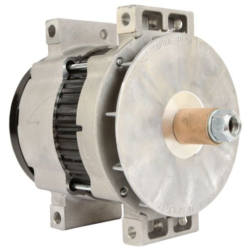DB Electrical AND0557 New 12 Volt Brushless Alternator For Denso 130 Amp Internally Regulated/ 101211-8390