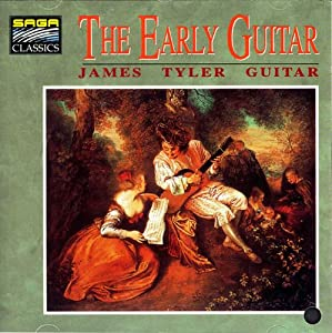 Baroque Guitar / James Tyler