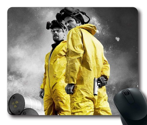 Breaking bad Rectangle Mouse Pad by icasepersonalized
