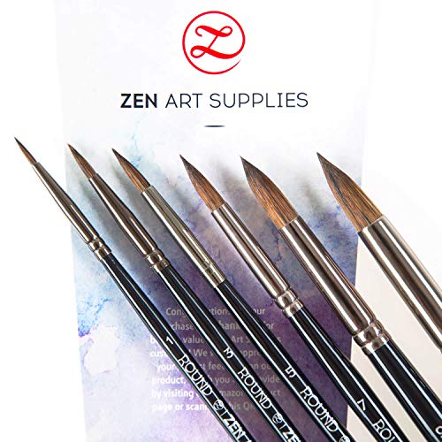 Bestselling Round Paintbrushes