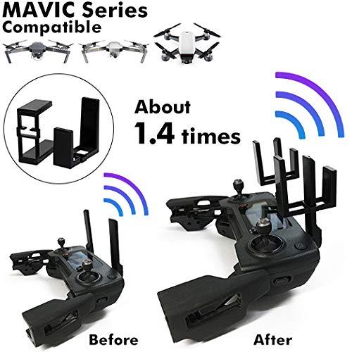 jittena Drone WiFi Extender, Long Range Drone , DJI Mavic Pro Controller.