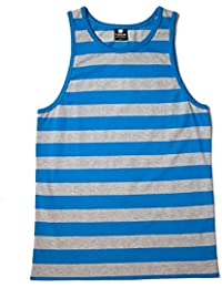 "<span class=""a-offscreen"">[Sponsored]</span>Men's Striped Tank Top YG5213"
