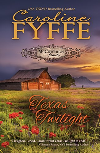 Texas Twilight (McCutcheon Family Series Book 2) (Twilight Books Kindle)