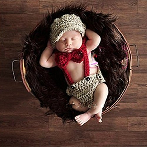 Baby Crochet Outfits Boy Girl Susopender Buy Online In Costa Rica At Desertcart