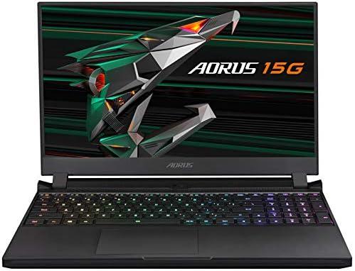GIGABYTE Aorus 15G XC-8DE2430SH, 39,62 cm (15,6 Zoll), RTX 3070 Gaming Notebook