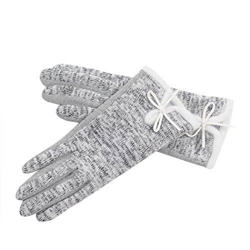 ジェームズダイソン迷彩放映SIEGES グローブ 手袋 ニット 裏起毛 不倒絨生地 冬 防寒 レディース