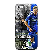 Defender Case With Nice Appearance (full Fernando Torre) For Iphone 5c