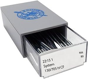 SCHMETZ Chrome Universal Household Sewing Machine Needles, Size 80/12, Bulk