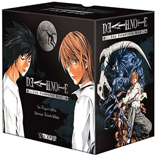 Death Note Complete Box