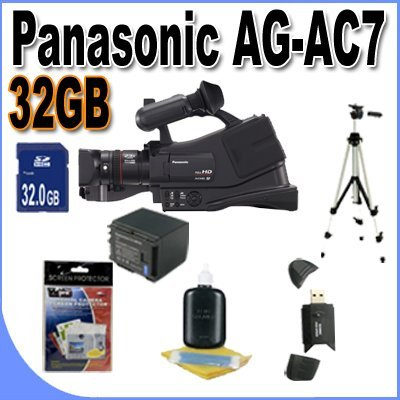 panasonic-ag-ac7-shoulder-mount-avchd-camcorder-w-32gb-sdhc-memory-extra-extended-life-batteries-ac-