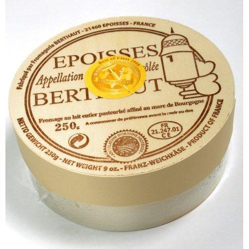 Epoisses de Burgundy Cheese - Creamy, 8.5oz by Epoisses Berthaut