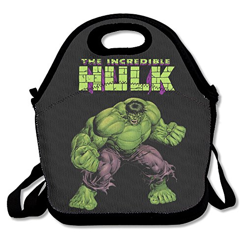 The Incredibles Costume Designer (Funny Designer Bag The Incredible Hulk Lunch Tote Bag.)