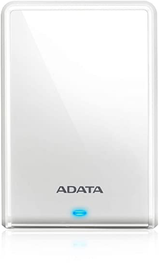 3e6e5bfc8 ADATA HV620S 2TB External Hard Drive (White) - Buy ADATA HV620S 2TB  External Hard Drive (White) Online at Low Price in India - Amazon.in