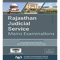 Rajasthan Judicial Service Main Examinations Guide