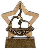 3.25' Mini Star Gymnastics Trophy with FREE Engraving up to 30 Letters A962
