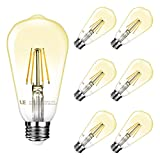 Best Lighting EVER Lighting 4 Leds - LE Pack of 6 ST64 E26 Dimmable LED Review