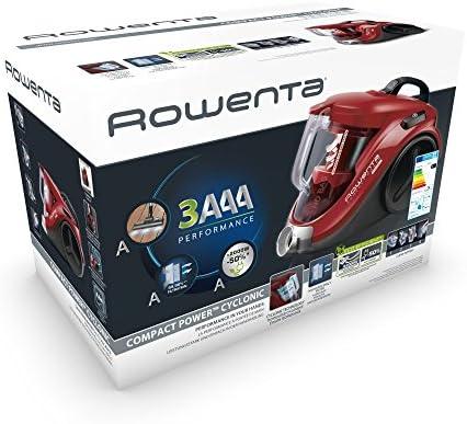 Rowenta RO3718EA Compact Power Cyclonic-Aspirador, Rendimiento 3A ...