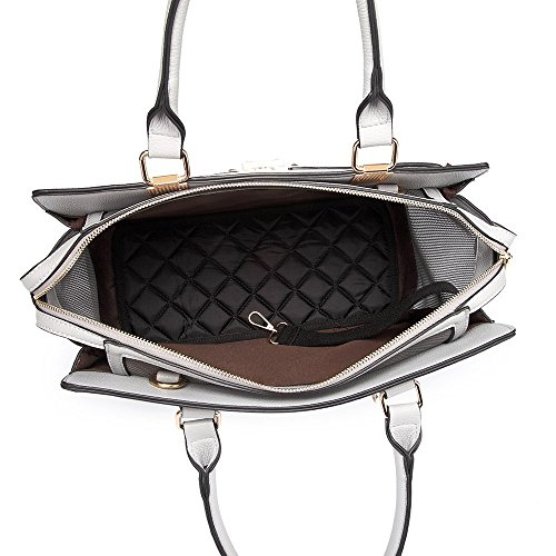 Naiver Fashion PU Pet Carrier Dog Carrier Purse Dog Handbag Pet Tote Bag for Small Dog and Cat Airline-Approved