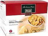 Proti Diet White Cheddar Protein Crisps (7 Pouches)