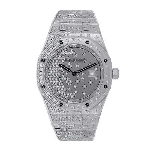 Audemars Piguet Ladies Royal Oak 33mm White Gold 67654BC.ZZ.1264BC.01