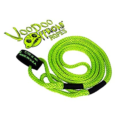 VooDoo Industries Recovery Rope 1300004: Automotive