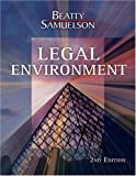 Legal Environment (with InfoTrac ), Jeffrey F. Beatty, Susan S. Samuelson, 0324206283