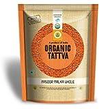 Organic Tattva Masoor Malka Whole, 500g